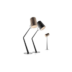 �椭瓢� foscarini Fork floor lamp 布�落地��