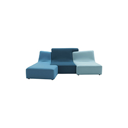 融合沙發 confluences sofa